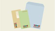 封筒(1種選択)片面4色
